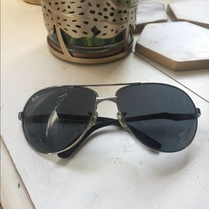 Ray-Ban Accessories - silver Ray bands.